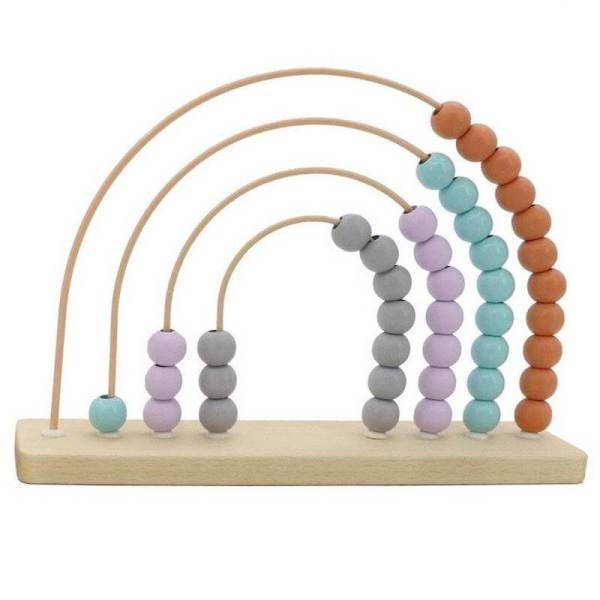 wooden arch rust abacus