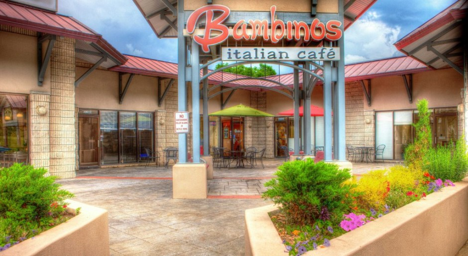 Stylized Exterior - Bambinos on Battlefield - Restaurants in Springfield MO