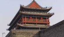 Xi'an Stadtmauer 2009