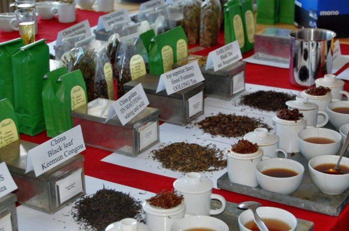 Teeverkostung