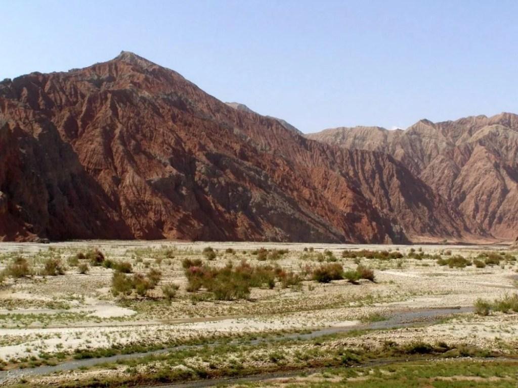 Karakorum Highway Xinjiang