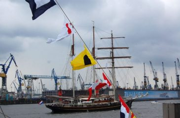 Hafengeburtstag 2014 Segelschiff