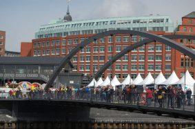 Hamburg Hafengeburtstag Baumwall