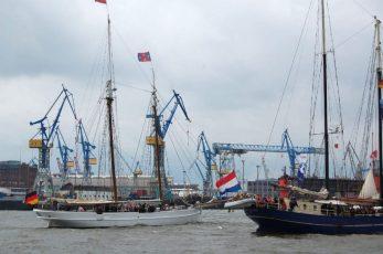 Hamburg Hafengeburtstag Mai 2014