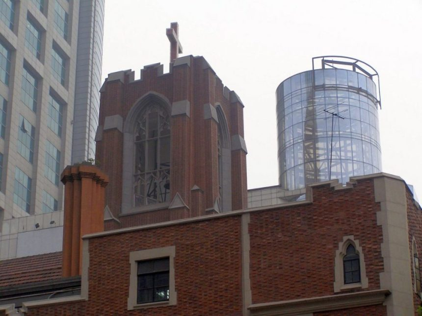 Kirche in Shanghai Moore Memorial Church