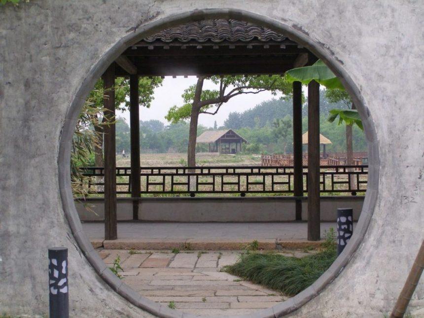 Schönste Orte in China: Wuzhen