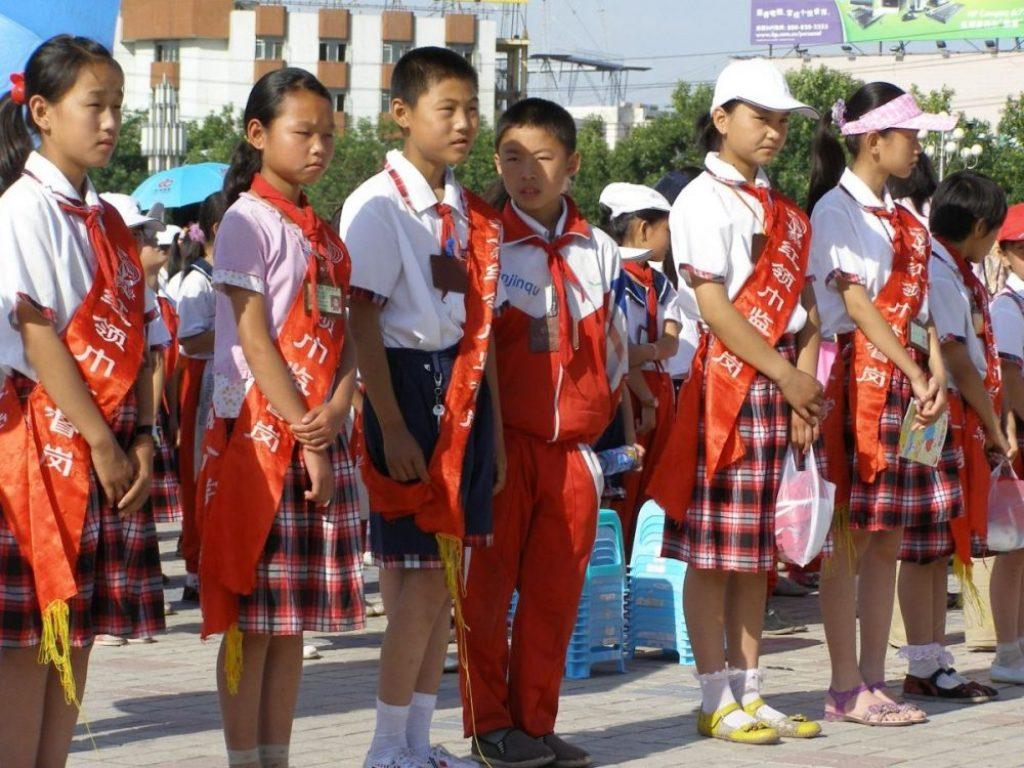 Yili Tag des Kindes