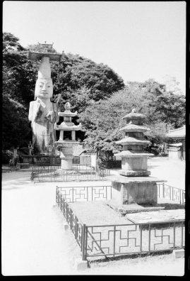 Gwanchoksa Tempel