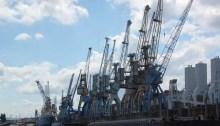 Container Hafen Hamburg