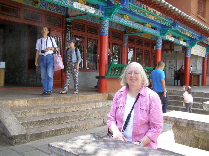 Kunming 1987 und 2011