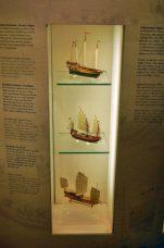 Maritimes Museum Dschunken