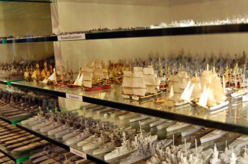 Das Internationale Maritime Museum Hamburg