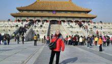 Peking Sehenswürdigkeit: erbotene Stadt