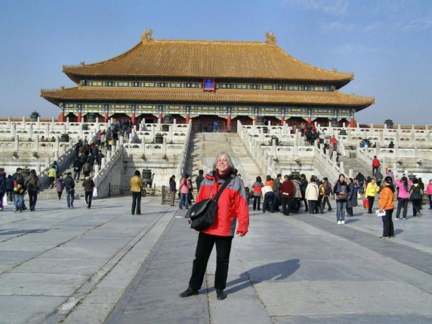Eine der Top Peking Sehenswürdigkeiten: Die Verbotene Stadt