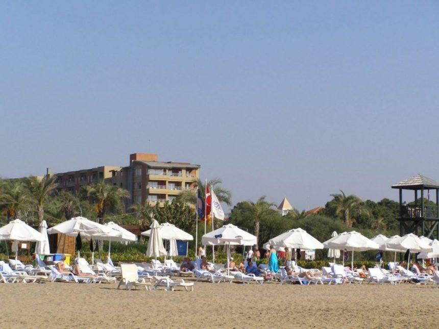 Pauschalreise Strandurlaub in Side, Türkei