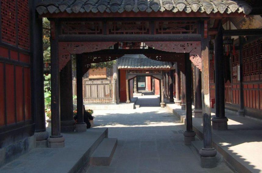 Wenshu Tempel