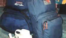 Backpacking Asien