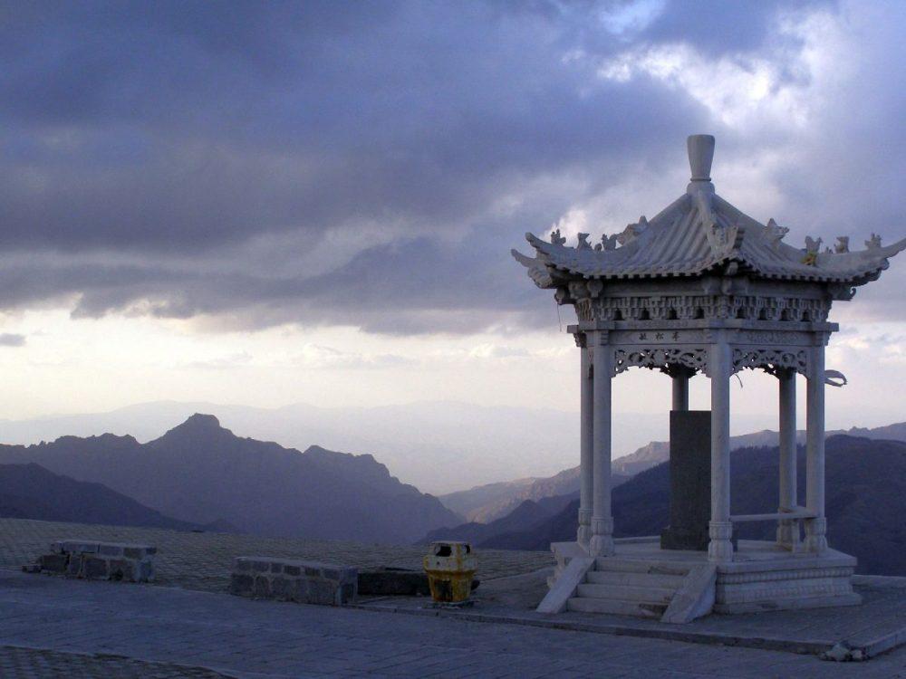 Wutaishan - wo China so schön ist