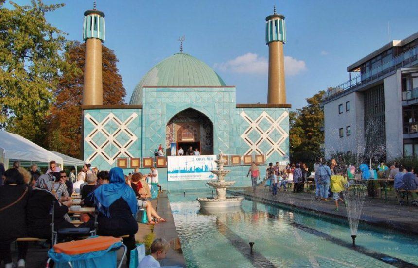 Imam Ali-Moschee