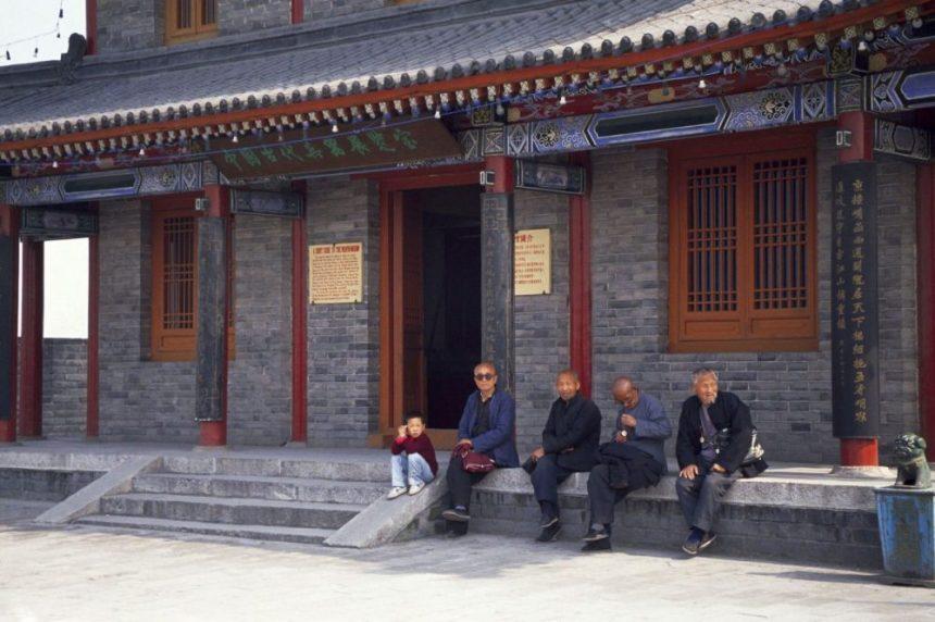 Sehenswürdigkeiten in Xi'an: Die Stadtmauer