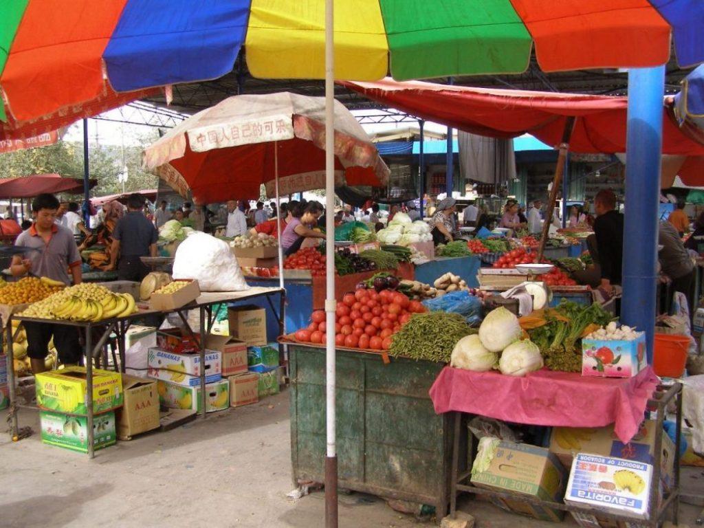 Bazar 2007 Wüste