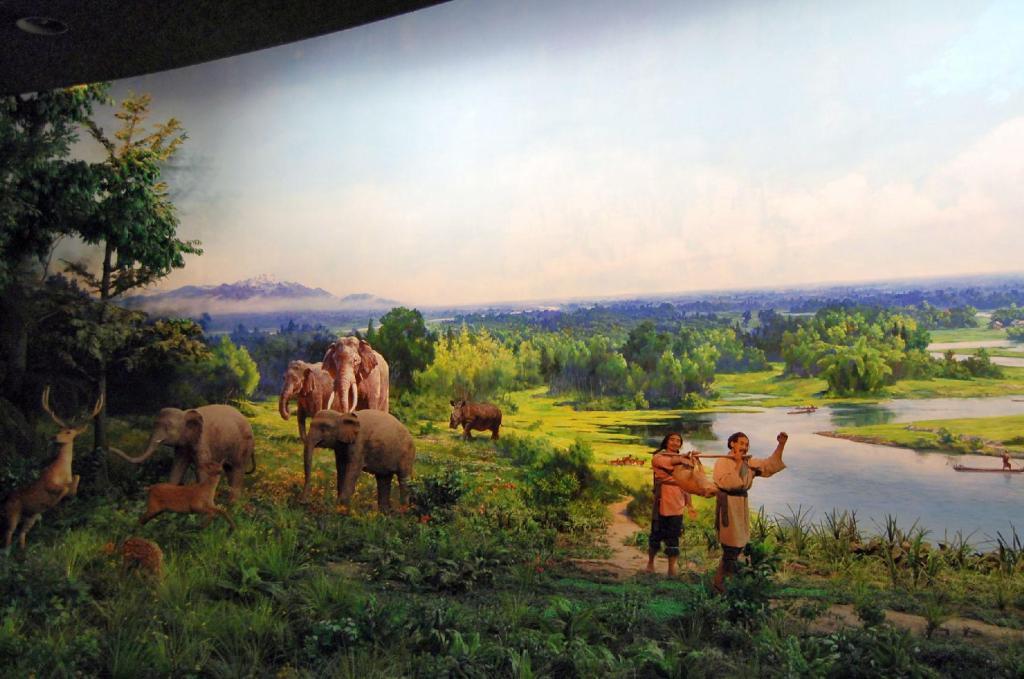 So sah es vor 3000 Jahren in Sichuan aus