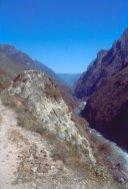 Lijiang Tigersprung-Schlucht