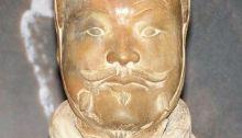 Im Provinzmuseum in Xi'an kann man den Kriegers ganz nahe treten und ihnen direkt in die Augen sehen