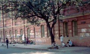 Beim Indischen Museum