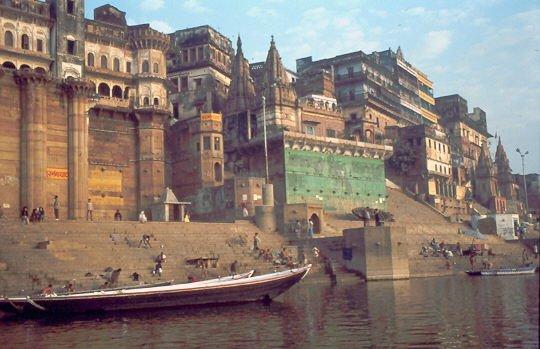 Varanasi Paläste