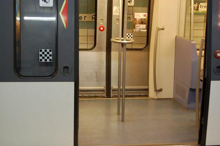 U-Bahn Tür