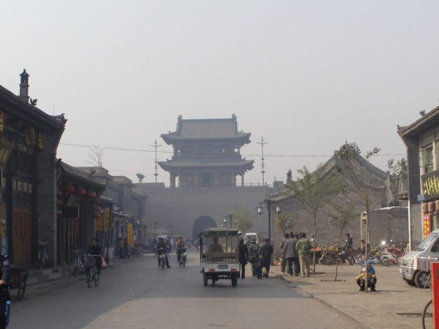 Pingyao Stadttor