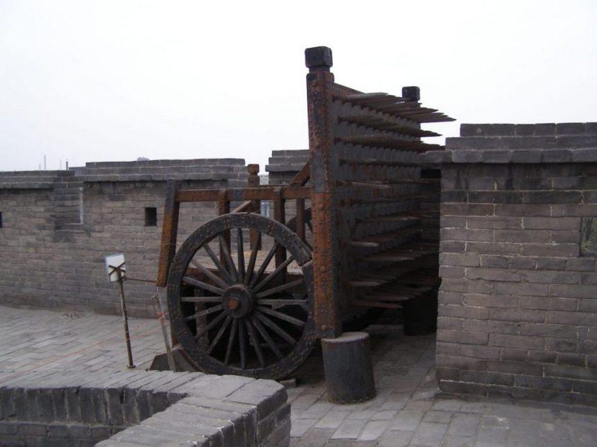 Belagerungsgerät