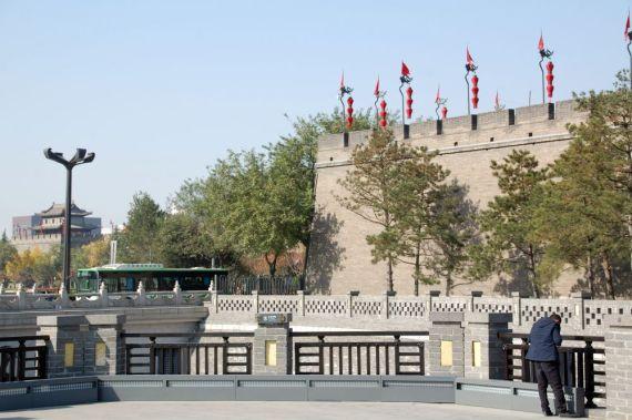 Stadtmauer am Südtor