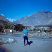 Im Hunza Valley am Karakorum