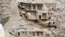 Kizil Tausendbuddha-Grotten