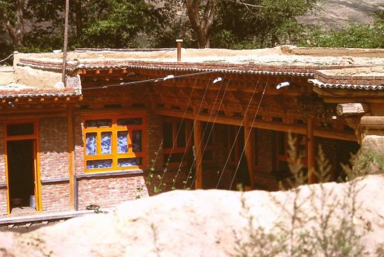 Wohnhaus in Tongren Qinghai