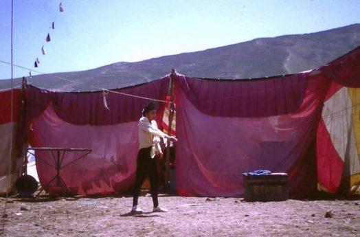 Tongren Zirkus Qinghai
