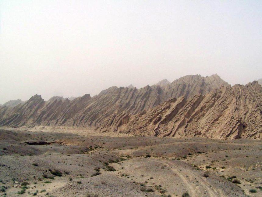 Taklamakan Wüste