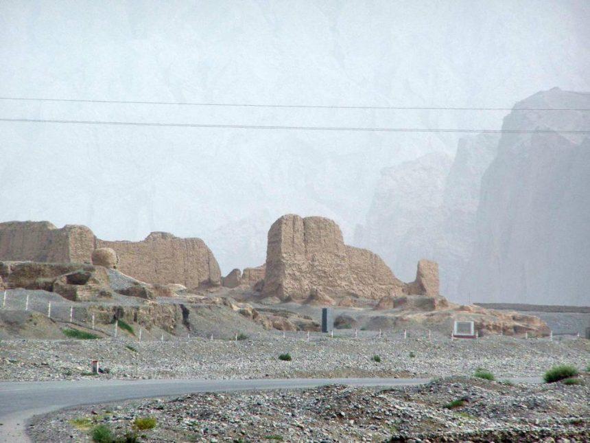 Ruinen von Subashi