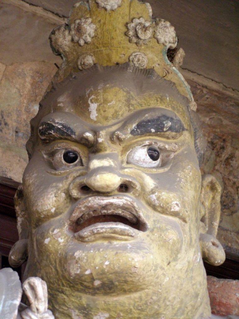 Shuanglin-Tempel Himmelskönig