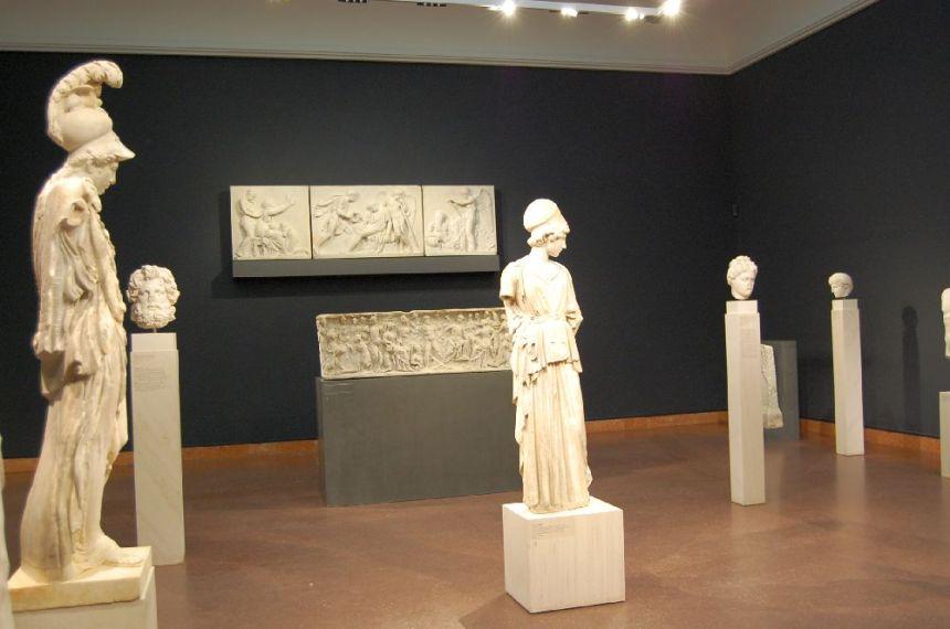 Athena im Liebieghaus