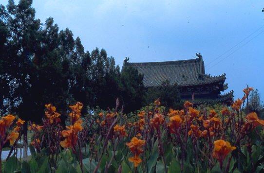 Kaifeng Tempel