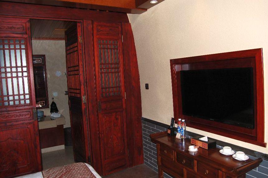 Zimmer im Chongning Hotel