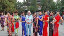 Ulrike in Shanxi