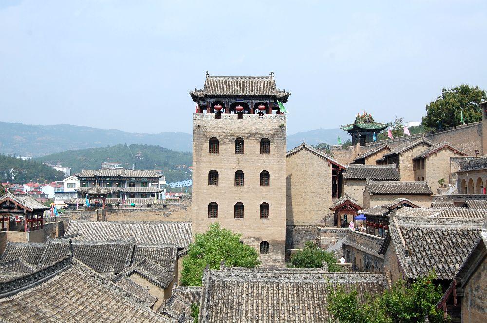 Einr Burg in China: Huangcheng Xiangfu
