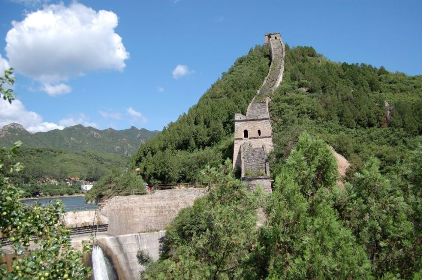 Chinesische Mauer Huanghuacheng