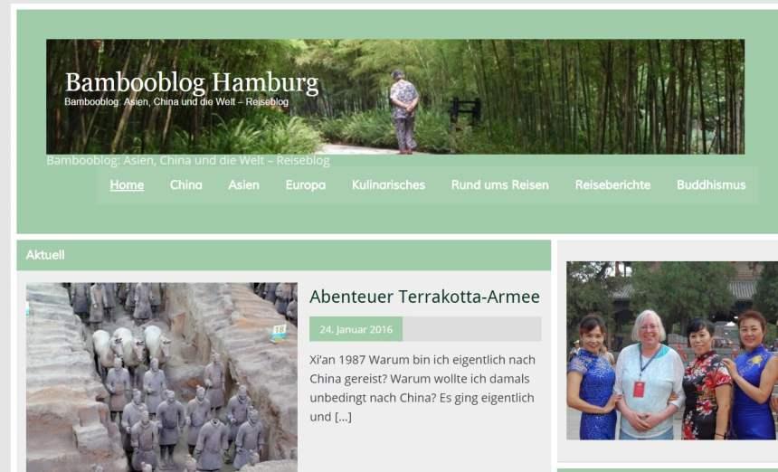 Bambooblog Screenshot