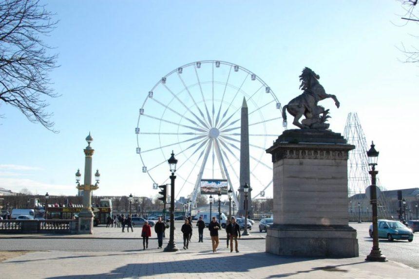 Place de la Concorde Riesenrad