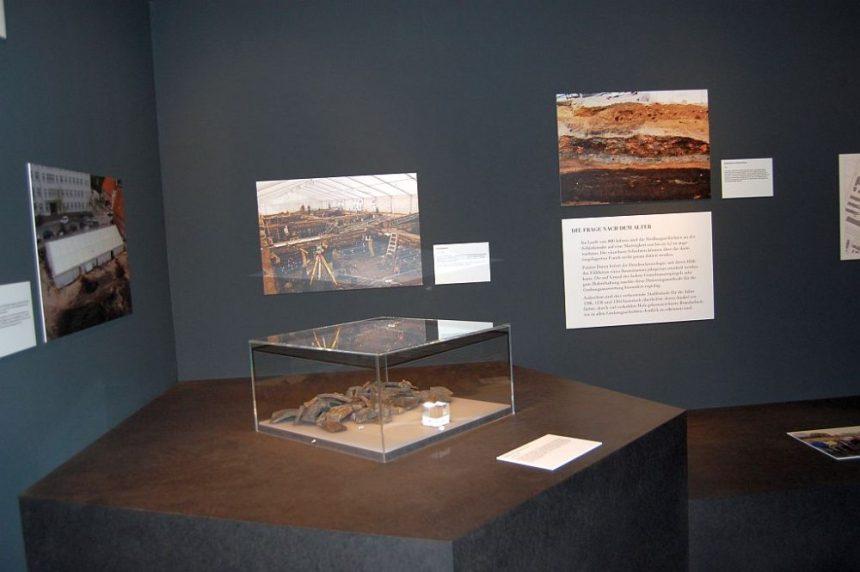 Die Ausstellung Ausgegraben